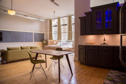 In-Room Dining | School 31 Lofts at Colors Studios