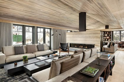 Living Area | Four Seasons Residences Vail