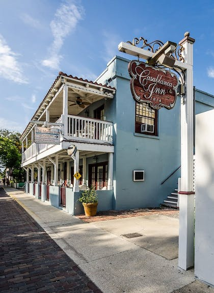 Front of Property | Casablanca Inn on the Bay