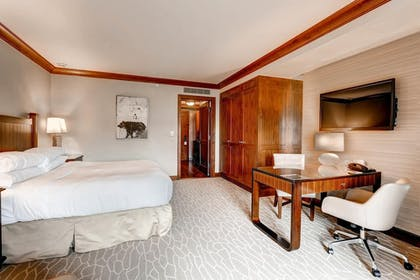 Room   Private Residences inside the Ritz Carlton Bachelor Gulch