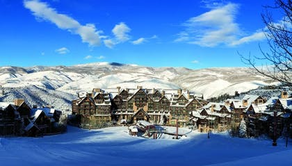 Front of Property | Private Residences inside the Ritz Carlton Bachelor Gulch