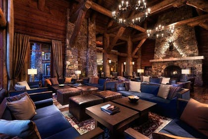 Interior | Private Residences inside the Ritz Carlton Bachelor Gulch