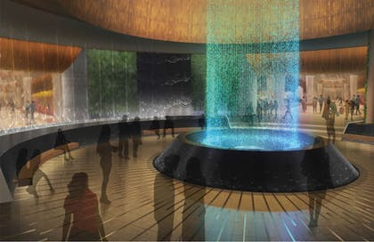 Lobby | The Oasis Tower at Seminole Hard Rock