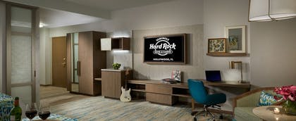 Room | The Oasis Tower at Seminole Hard Rock