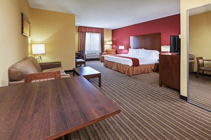Room | Holiday Inn Express Cleveland