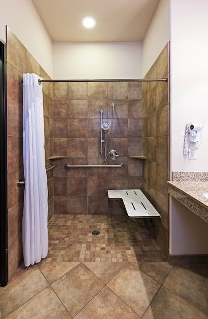 In-Room Amenity | Holiday Inn Express Hotel & Suites Brady