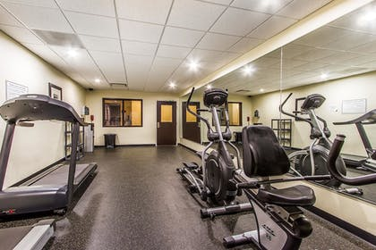 Gym | Evangeline Downs Hotel, an Ascend Hotel Collection Member