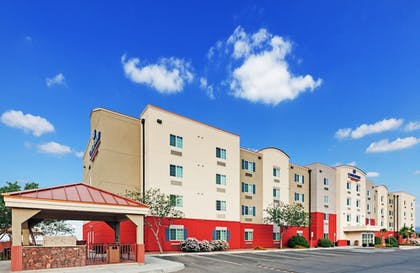 View from Hotel | Candlewood Suites El Paso North