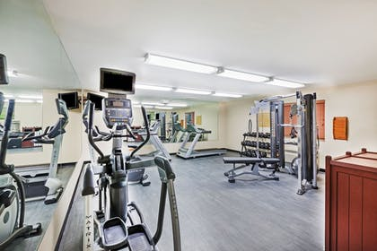 Fitness Facility | Candlewood Suites El Paso North