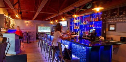Hotel Lounge | The Inlet Sports Lodge