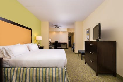 Guestroom | Holiday Inn Express Hotel and Suites Scranton