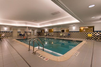 Pool | Holiday Inn Express Hotel and Suites Scranton