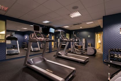 Fitness Facility | Holiday Inn Express Hotel and Suites Scranton
