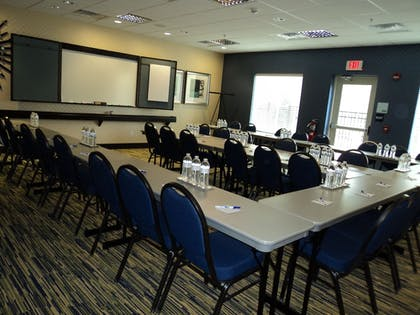 Meeting Facility | Holiday Inn Express Hotel and Suites Scranton