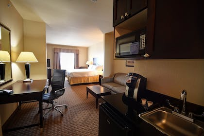 Room   Holiday Inn Express Hotel and Suites Del Rio