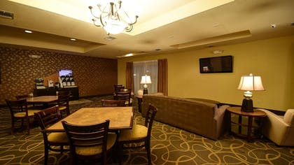 Hotel Interior | Holiday Inn Express Hotel and Suites Del Rio