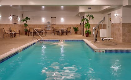 Indoor Pool | Staybridge Suites Omaha 80th And Dodge