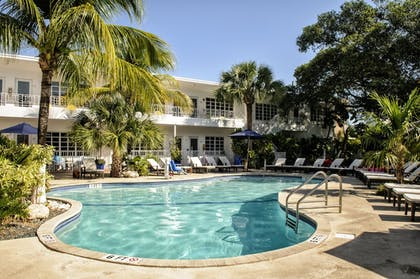 Outdoor Pool | Tradewinds Apartment Hotel, a South Beach Group Hotel