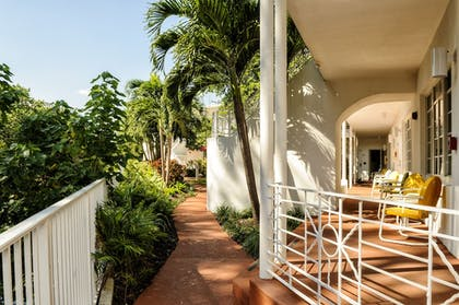 Terrace/Patio | Tradewinds Apartment Hotel, a South Beach Group Hotel