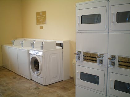 Laundry Room | Candlewood Suites Decatur Medical Center