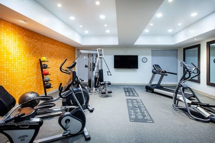 Fitness Facility | La Quinta Inn & Suites by Wyndham Odessa North