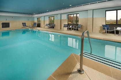 Indoor Pool | Holiday Inn Express Hotel & Suites Tullahoma