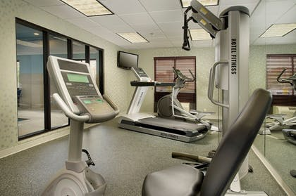 Fitness Facility | Holiday Inn Express Hotel & Suites Tullahoma
