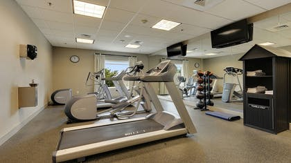 Fitness Facility | Holiday Inn Express & Suites Gonzales