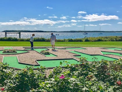 Mini-Golf | Green Harbor Resort