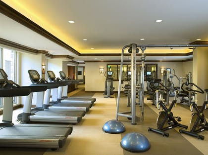 Gym | Legendary Lodging at the Ritz-Carlton Residences
