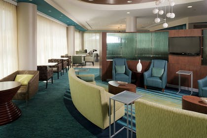 Lobby Sitting Area | Springhill Suites by Marriott Alexandria Old Town/Southwest
