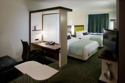 Guestroom | Springhill Suites by Marriott Alexandria Old Town/Southwest