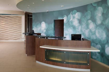 Lobby | Springhill Suites by Marriott Alexandria Old Town/Southwest