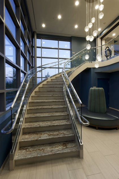 Staircase | Springhill Suites by Marriott Alexandria Old Town/Southwest