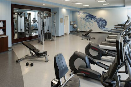 Sports Facility | Springhill Suites by Marriott Alexandria Old Town/Southwest