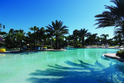 Outdoor Pool | Wyndham Vacation Resorts Reunion at Orlando