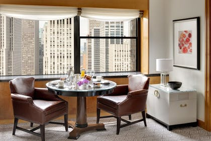 | Executive Suite, 1 King Bed, Tower | The Towers at Lotte New York Palace