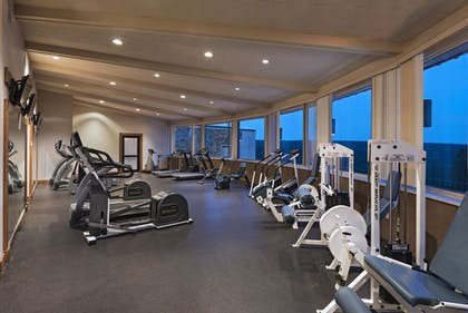Gym | Mountain Laurel Resort