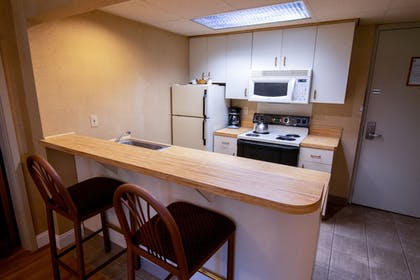 In-Room Kitchen | Mountain Laurel Resort
