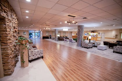 Lobby | Mountain Laurel Resort