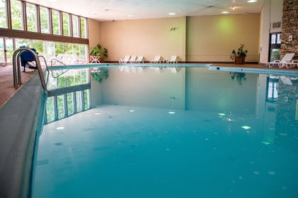 Indoor Pool | Mountain Laurel Resort