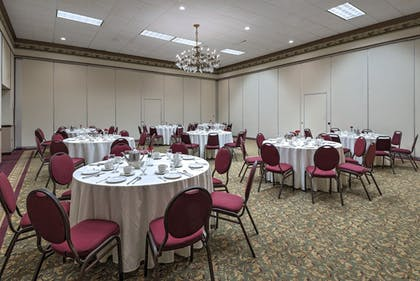 Banquet Hall | Mountain Laurel Resort