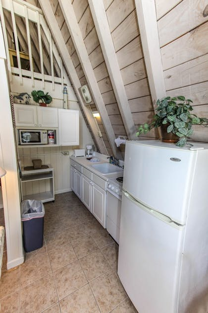 In-Room Kitchen | Anchor Inn and Cottages