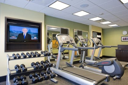 Gym | Fairfield Inn & Suites Columbus