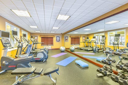 Fitness Facility | Holiday Inn Express Hotel & Suites Helena