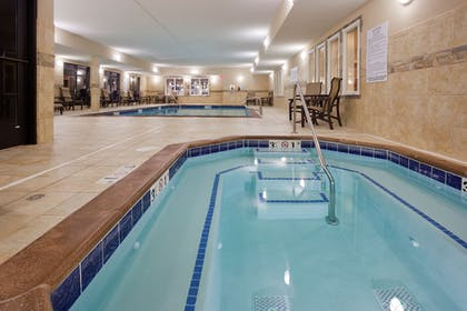 Pool | Holiday Inn Express Hotel & Suites Helena