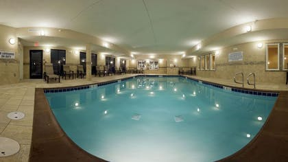 Indoor Pool | Holiday Inn Express Hotel & Suites Helena