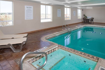 Pool | Holiday Inn Express & Suites Wichita Northwest