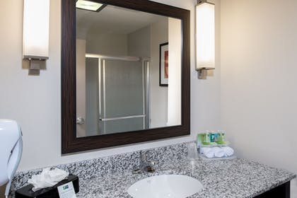 Bathroom | Holiday Inn Express & Suites Wichita Northwest