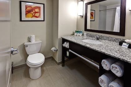In-Room Amenity | Holiday Inn Express & Suites Wichita Northwest